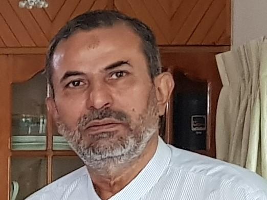 Ashraf Ali Haidari
